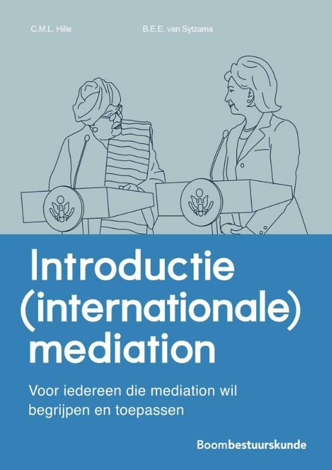 Introductie (internationale) mediation