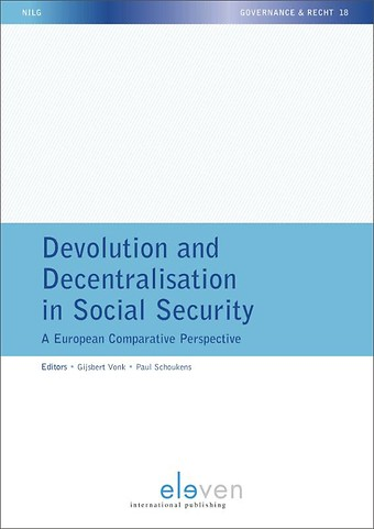 Devolution and Decentralisation in Social Security