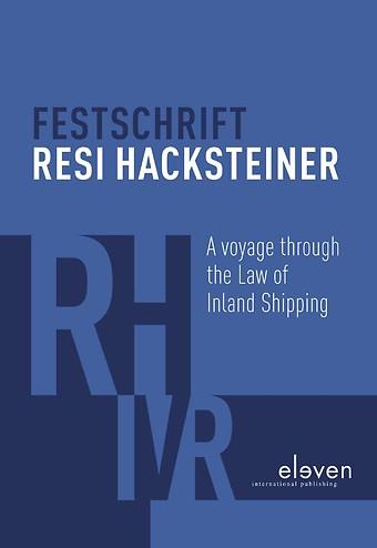 Festschrift Resi Hacksteiner