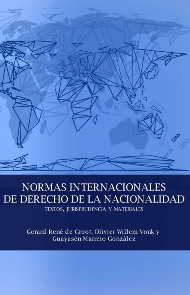 Normas internacionales de derecho de la nacionalidad