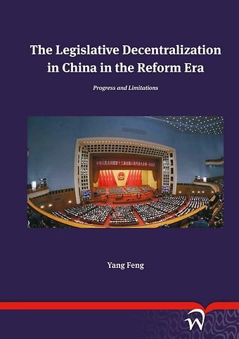 The Legislative Decentralization in Chine in the Reform Era