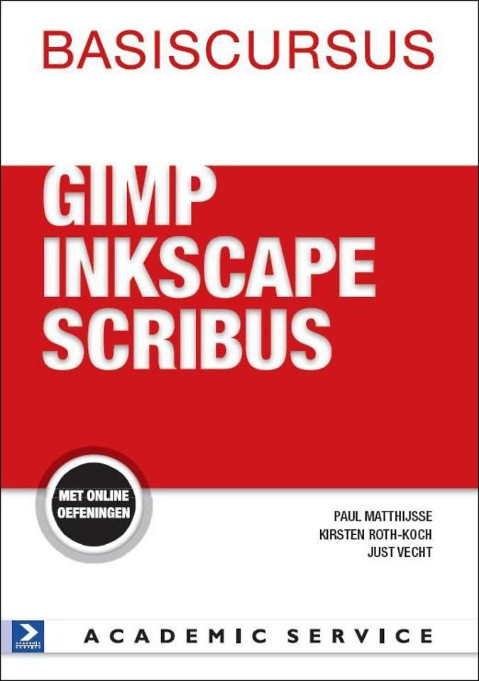 Basiscursus GIMP, Inkscape en Scribus