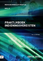 Praktijkboek indieningsvereisten 2014