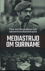 Mediastrijd om Suriname