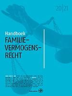 Handboek Familievermogensrecht 2020-2021