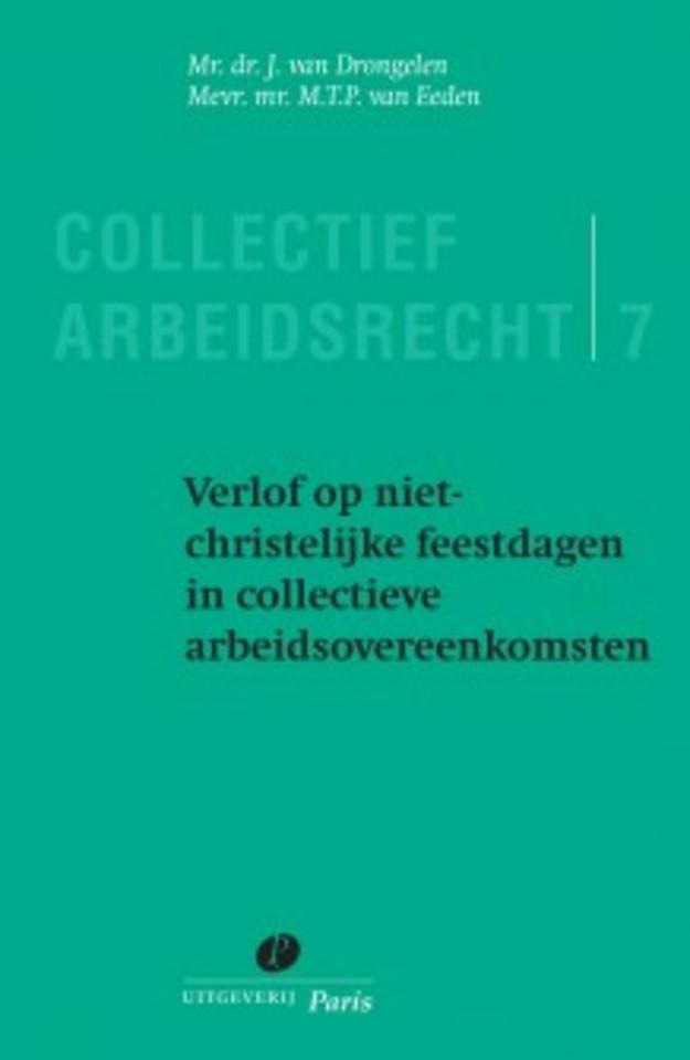Collectief arbeidsrecht deel 7