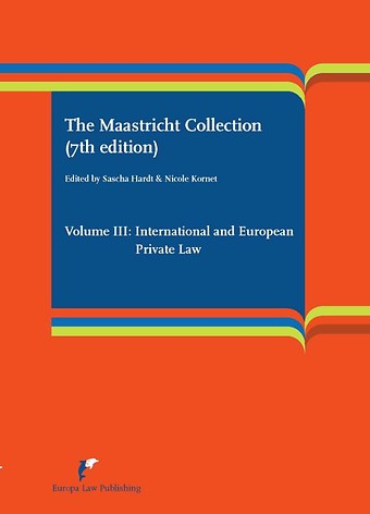 The Maastricht Collection (7th edition) Volume III