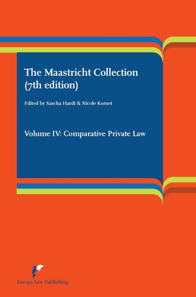 The Maastricht Collection (7th edition) Volume IV