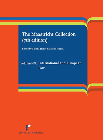 The Maastricht Collection (Volumes I-IV)