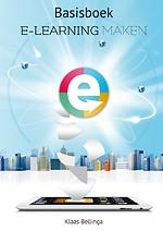 Basisboek E-learning maken