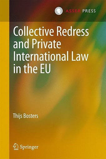 Collective Redress and Private International Law in the EU