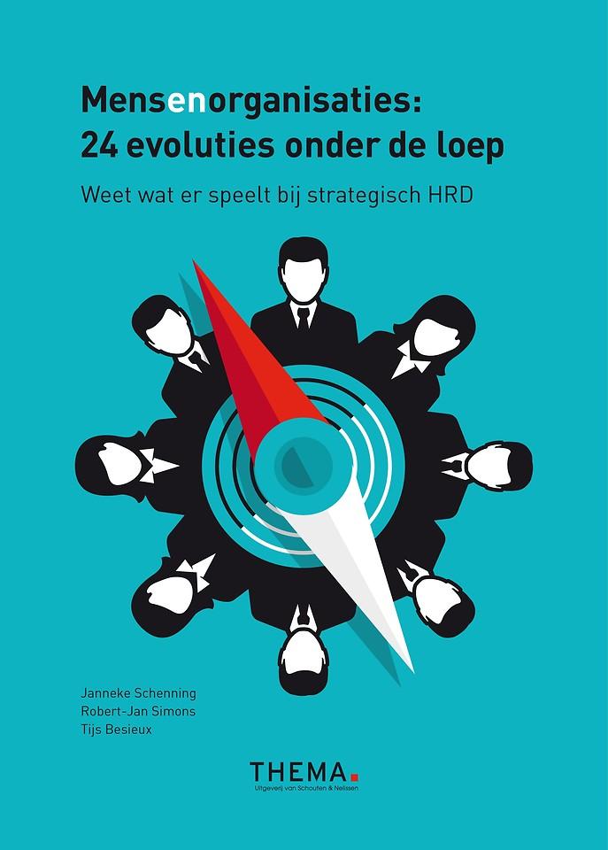 Mensenorganisaties: 24 evoluties onder de loep