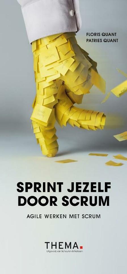 Sprint jezelf door Scrum