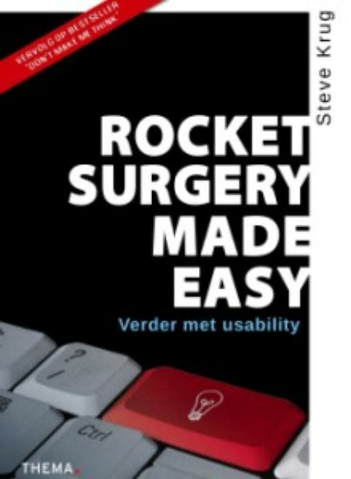 Rocket surgery made easy (Nederlandstalige editie)