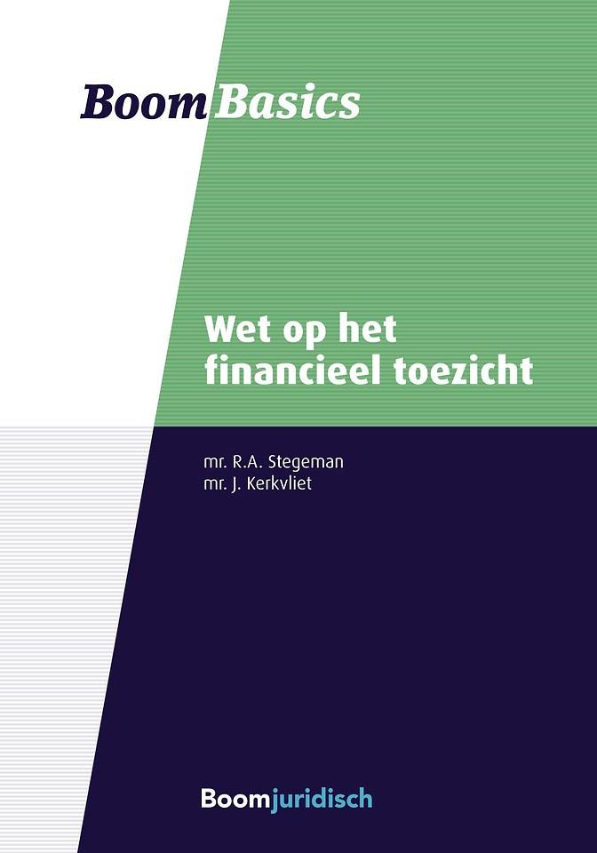 Boom Basics Wet op het financieel toezicht