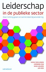 Leiderschap in de publieke sector