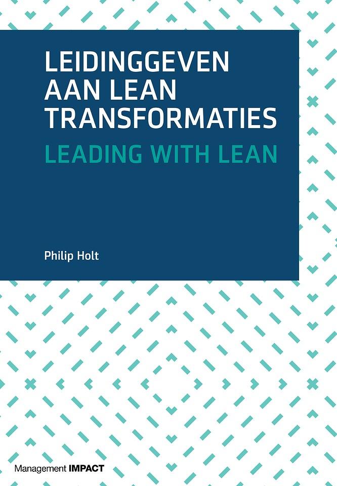 Leidinggeven aan lean transformaties