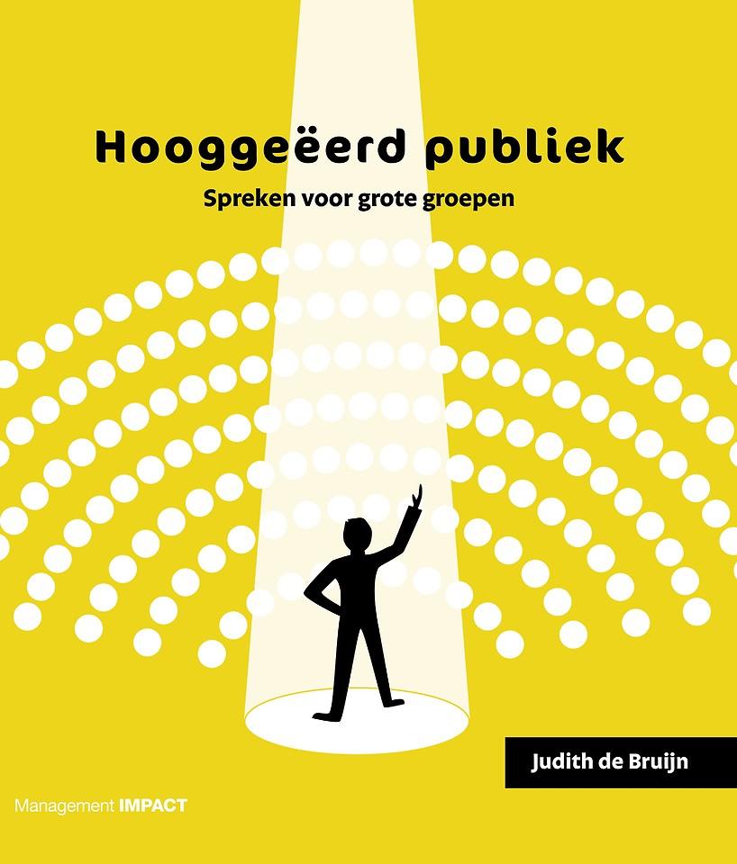 Hooggeëerd publiek - Spreken voor grote groepen