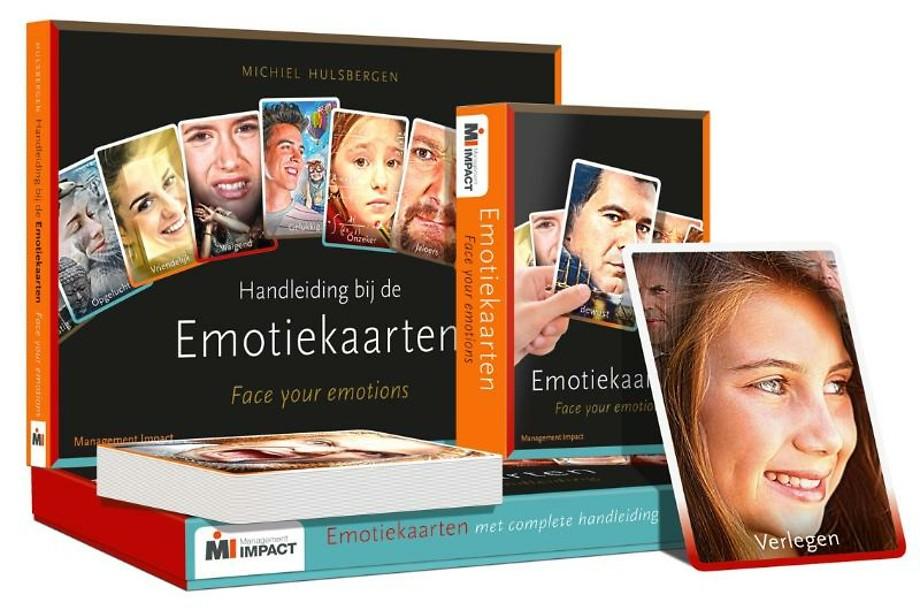 Emotiekaarten met complete handleiding