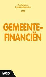 Tekstuitgave Gemeentefinanciën 2018
