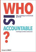 Who is accountable?