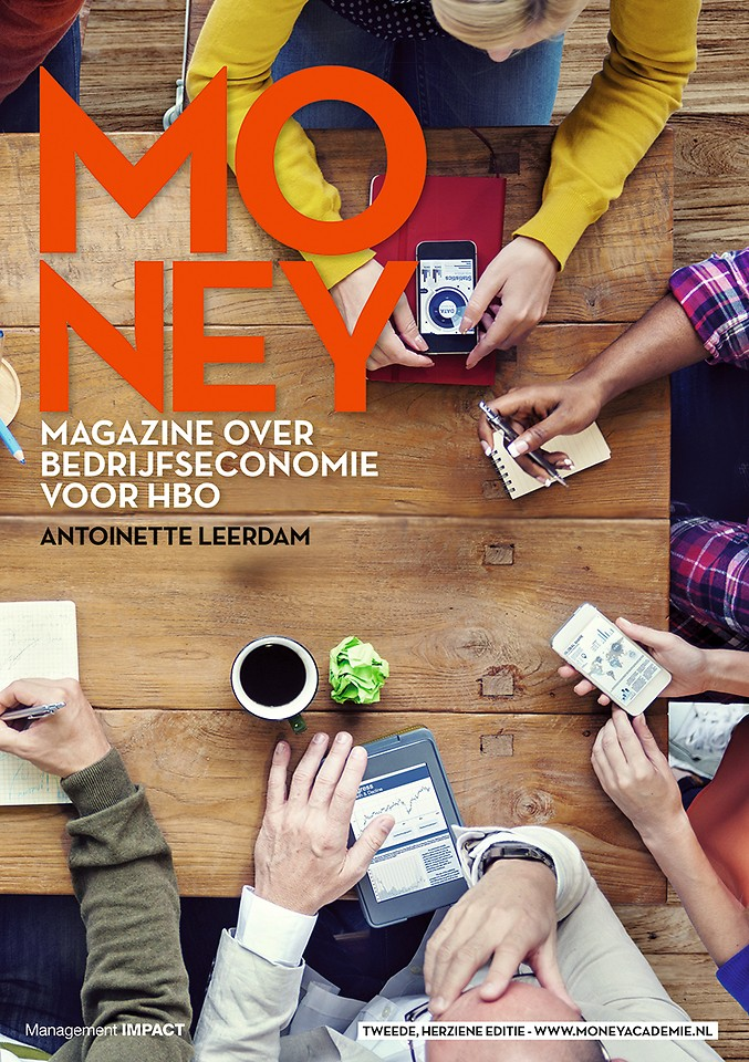 Money - Magazine over bedrijfseconomie voor hbo