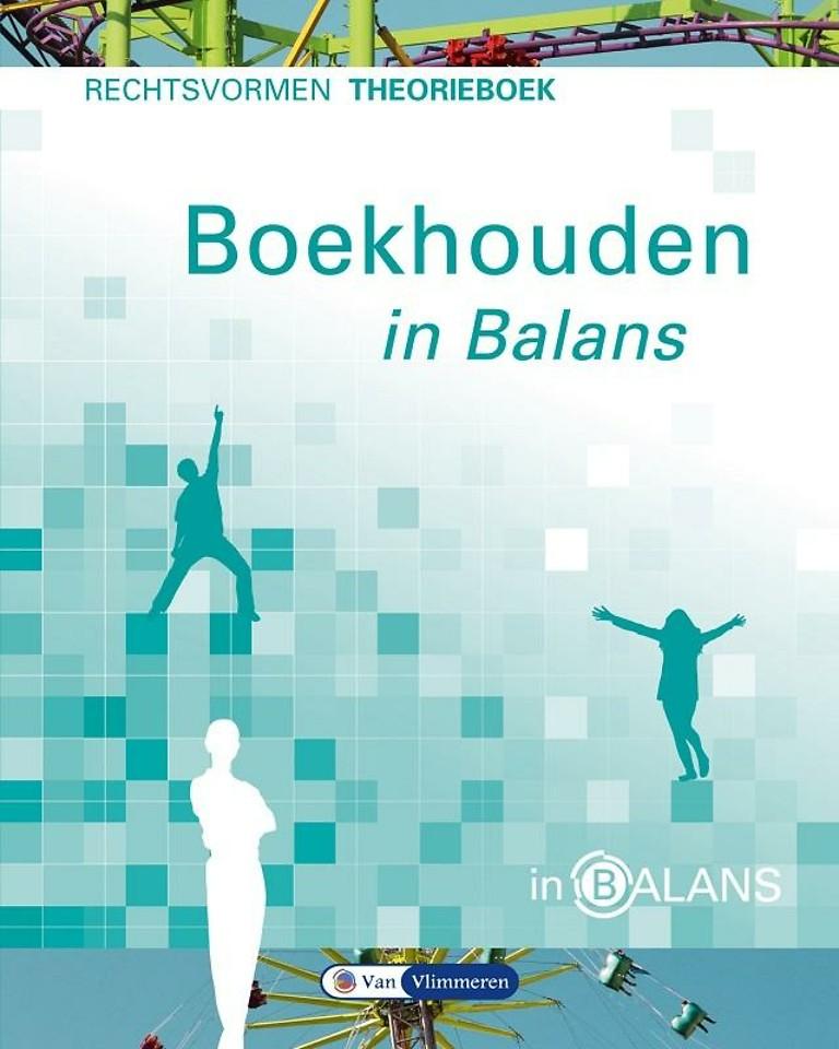 Boekhouden in balans Rechtsvormen Theorieboek