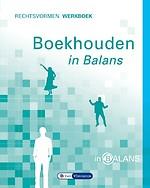 Boekhouden in balans Rechtsvormen Werkboek