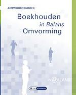 Boekhouden in balans Omvorming Antwoordenboek