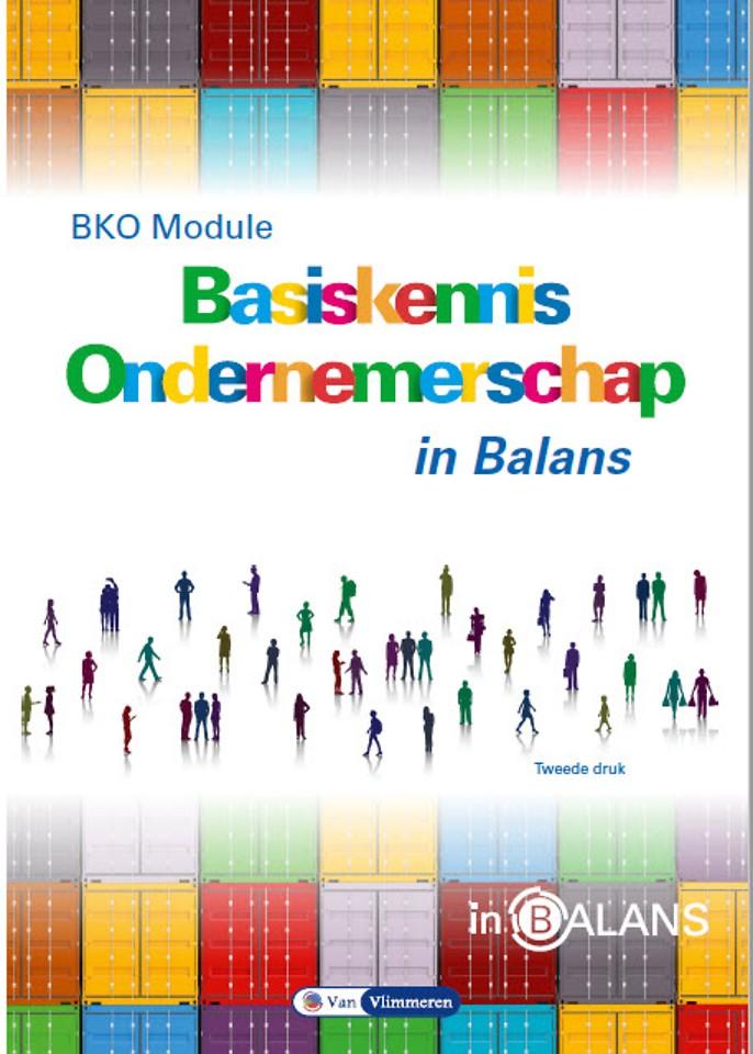 Basiskennis Ondernemerschap in balans BKO - leeropgavenboek