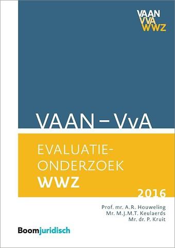 VAAN – VvA Evaluatieonderzoek WWZ 2016