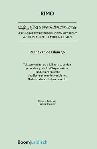 Recht van de Islam (deel 30)