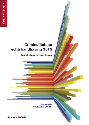 Criminaliteit en rechtshandhaving 2015