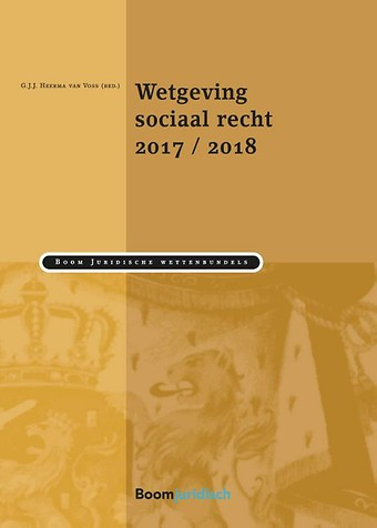 Wetgeving sociaal recht 2017/2018