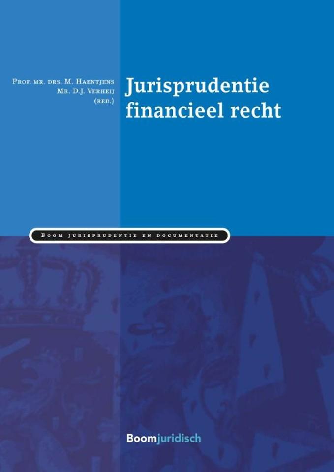 Jurisprudentie financieel recht