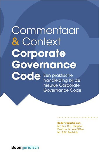 Commentaar & Context Corporate Governance Code