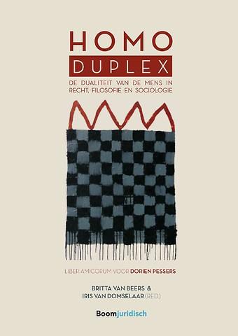 Homo duplex - De dualiteit van de mens in recht, filosofie en sociologie