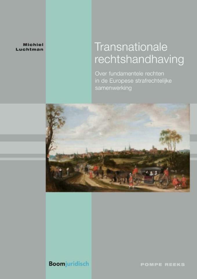 Transnationale rechtshandhaving