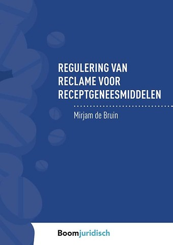 Regulering van reclame voor receptgeneesmiddelen