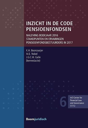 Inzicht in de Code Pensioenfondsen