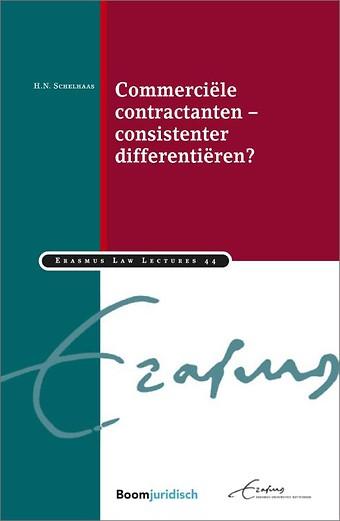 Commerciële contractanten – consistenter differentiëren?