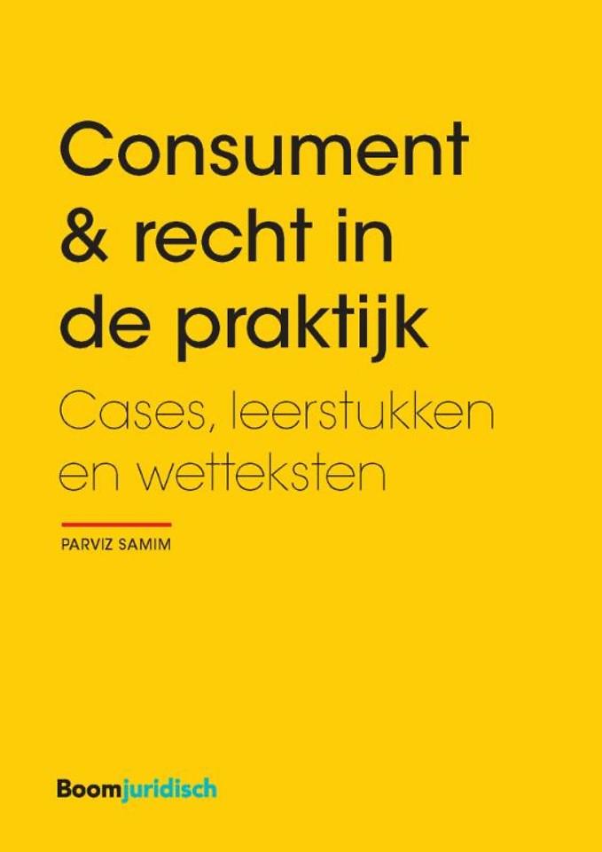 Consument & recht in de praktijk