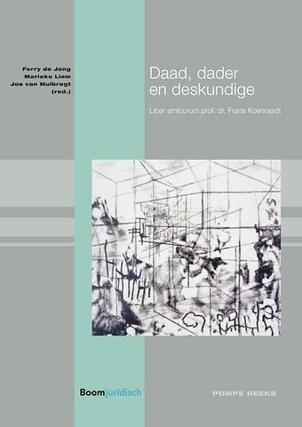 Daad, dader en deskundige