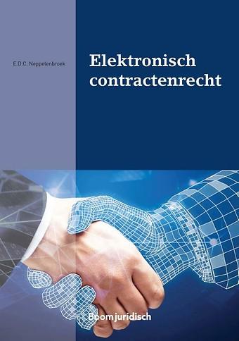 Hoofdstukken elektronisch contractenrecht