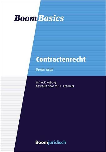 Boom Basics Contractenrecht