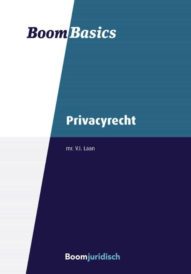 Boom Basics Privacyrecht