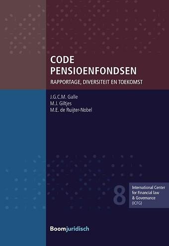 Code Pensioenfondsen