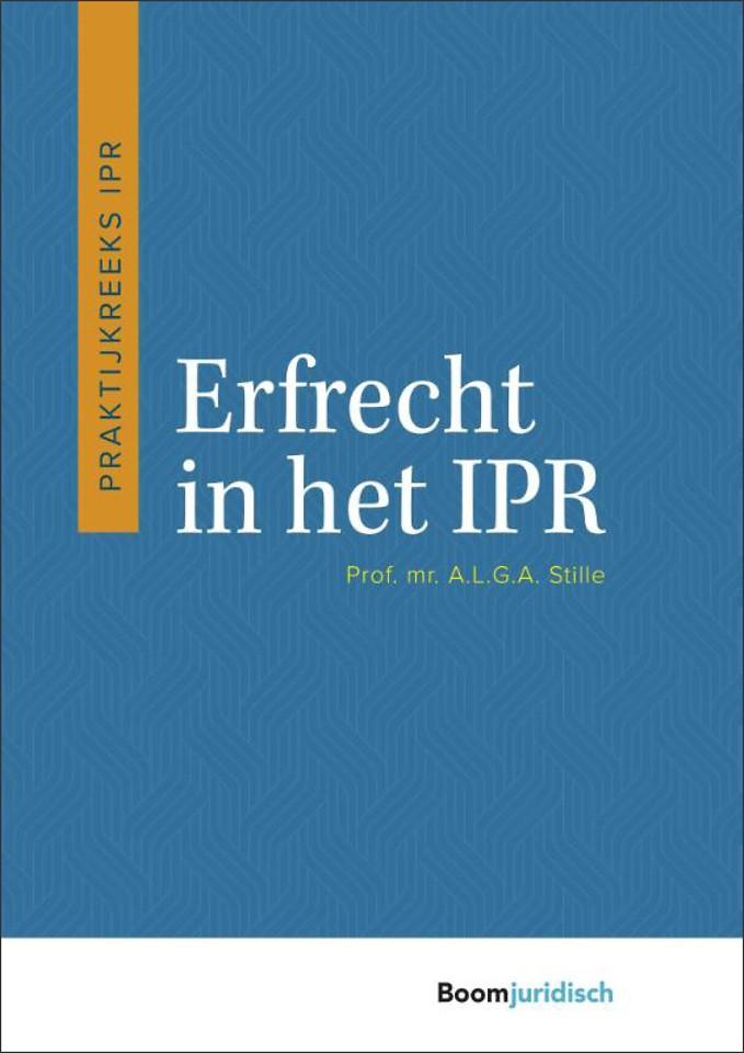 Erfrecht in het IPR