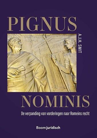 Pignus nominis. De verpanding van vorderingen naar Romeins recht.