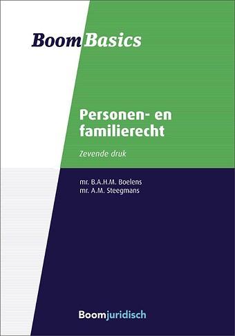 Boom Basics Personen- en familierecht